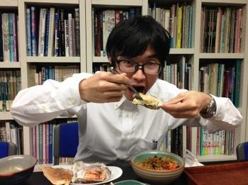 チャルの晩餐.JPG